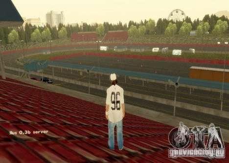 Nascar Rf для GTA San Andreas