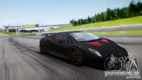 Lamborghini Sesto Elemento 2013 V2.0 для GTA 4 вид слева