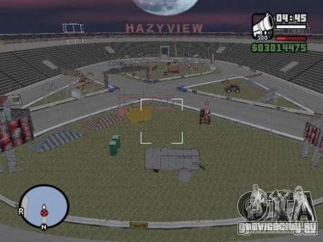 Hazyview для GTA San Andreas второй скриншот