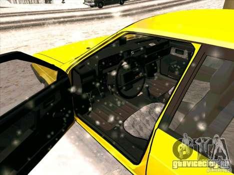 ВАЗ 21093i ТМК Форсаж для GTA San Andreas вид слева
