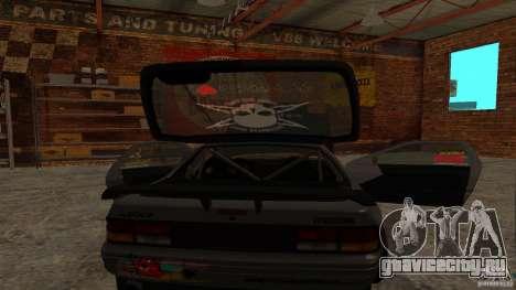 GTA Shift 2 Mazda RX-7 FC3S Speedhunters для GTA San Andreas вид справа