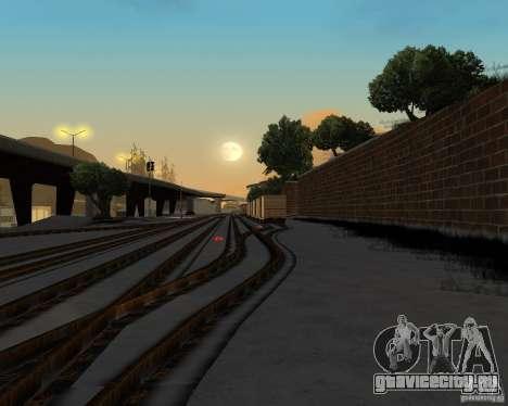 Новый вокзал для GTA San Andreas четвёртый скриншот