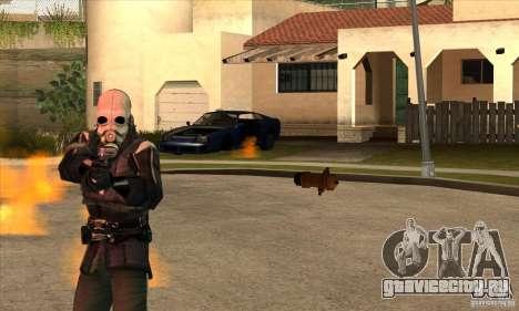 Police Man для GTA San Andreas четвёртый скриншот