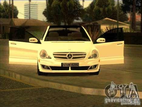 Mercedes Benz R350 для GTA San Andreas
