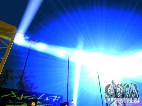 Концерт АК-47 v2.5 для GTA San Andreas шестой скриншот