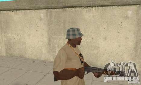 M870 для GTA San Andreas второй скриншот