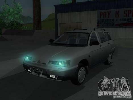 ВАЗ 21114 для GTA San Andreas