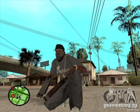 Новый качественный обрез для GTA San Andreas второй скриншот