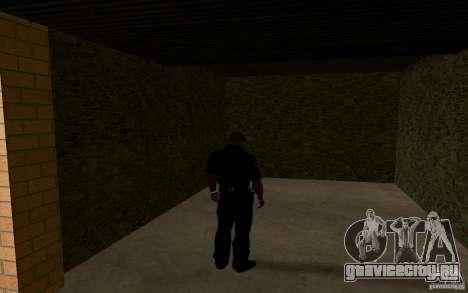 Новый дом Биг Смоука для GTA San Andreas пятый скриншот