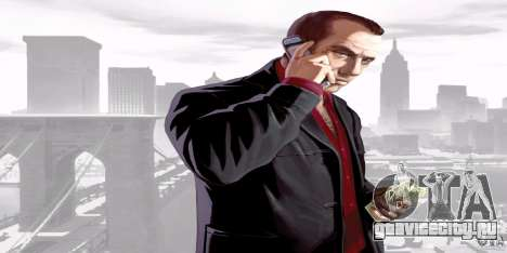 Экраны загрузки из GTA IV v.2.0 для GTA San Andreas шестой скриншот