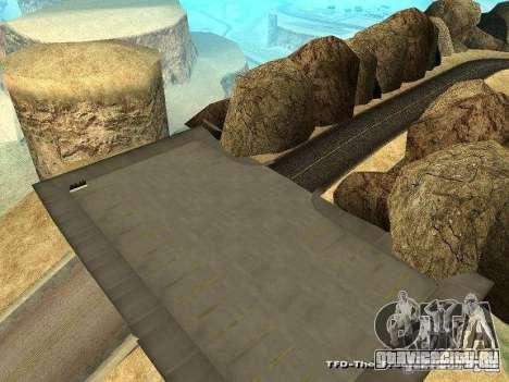 Downhill Drift для GTA San Andreas второй скриншот