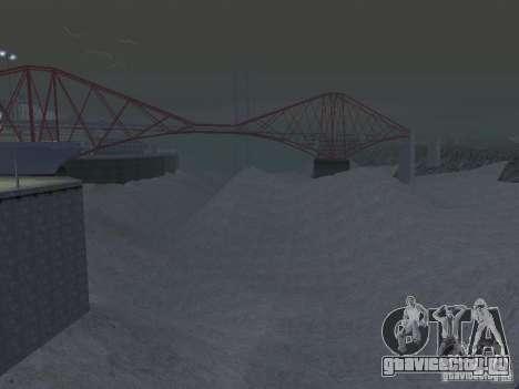 Засуха для GTA San Andreas второй скриншот