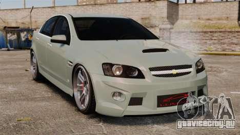 Chevrolet Lumina 2009 Mr. Bolleck Edition для GTA 4