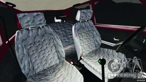 ВАЗ-21214 Нива (Lada 4x4) для GTA 4 вид изнутри