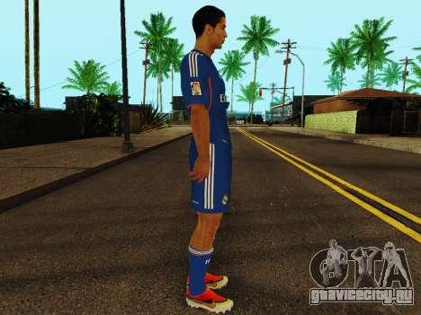 Криштиану Роналду v2 для GTA San Andreas второй скриншот