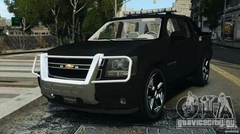 Chevrolet Avalanche 2007 [ELS] для GTA 4