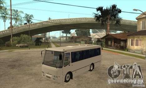 Богдан А0921 Турист для GTA San Andreas