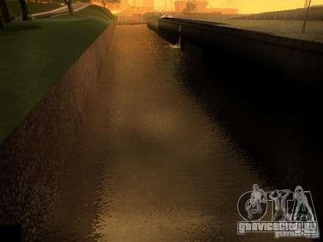 ENB project by jeka для GTA San Andreas