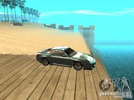 Porsche 997 GT3 RS для GTA San Andreas