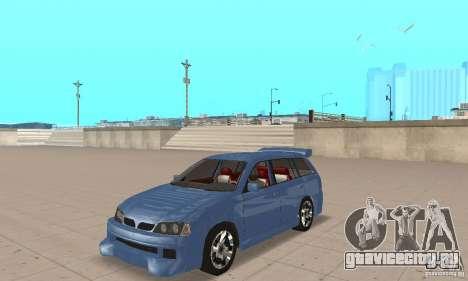 Toyota Carina 1996 для GTA San Andreas