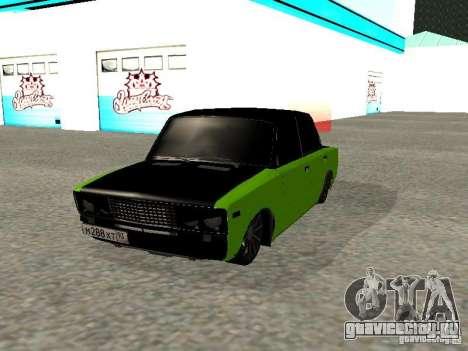 ВАЗ 2106 HUlK для GTA San Andreas