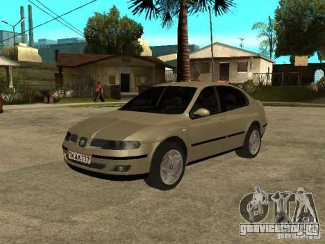 Seat Toledo 1.9 1999 для GTA San Andreas