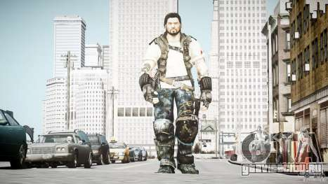Джим Рейнор для GTA 4 второй скриншот