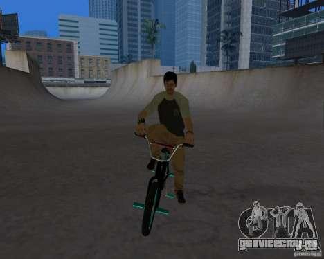 Tony Hawks Cole для GTA San Andreas