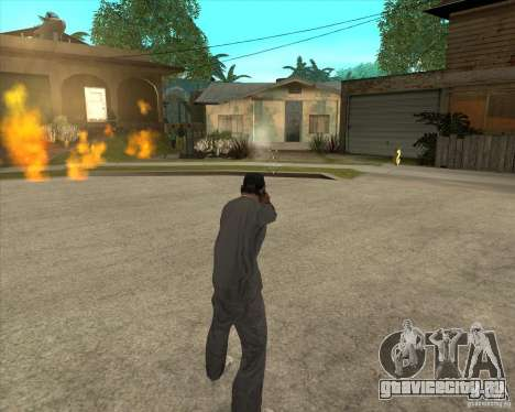 Gta IV weapon anims для GTA San Andreas четвёртый скриншот