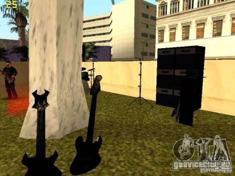 Сектор Газа для GTA San Andreas восьмой скриншот