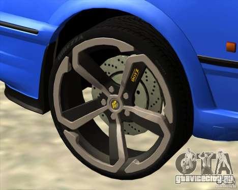 Z-s wheel pack для GTA San Andreas четвёртый скриншот