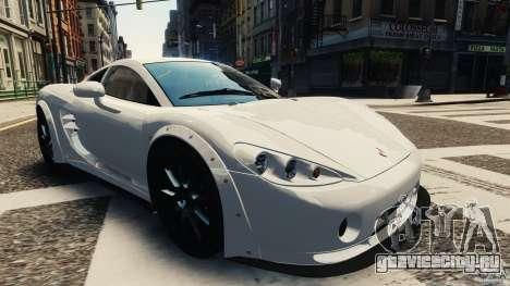 Ascari KZ1 v1.0 для GTA 4