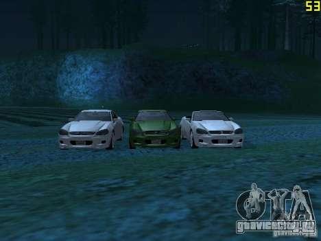 GTA IV Feltzer для GTA San Andreas вид слева