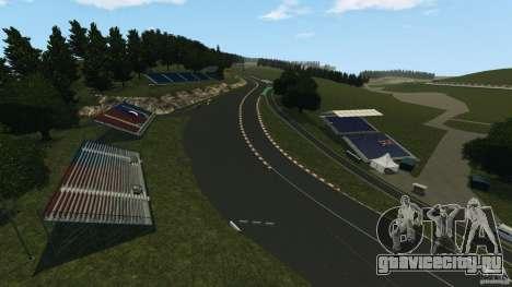 SPA Francorchamps [Beta] для GTA 4 четвёртый скриншот