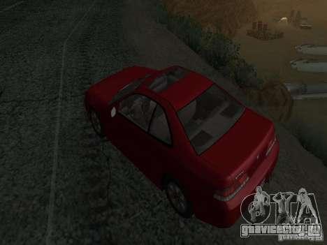 Honda Prelude Sport для GTA San Andreas вид сбоку