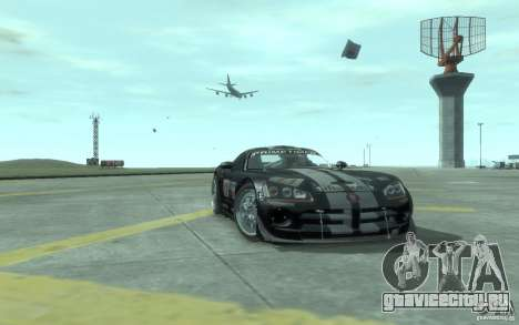 Dodge Viper Competition Coupe для GTA 4