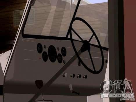 ГАЗ 51 Хлеб для GTA San Andreas вид справа