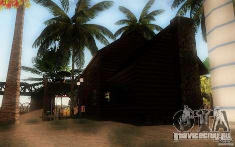 New Country Villa для GTA San Andreas пятый скриншот