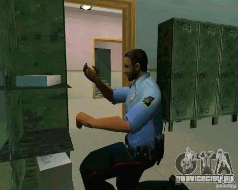 Azeri Polis для GTA San Andreas пятый скриншот