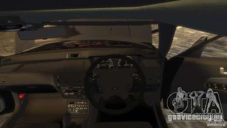 Mitsubishi Galant Stance для GTA 4 вид справа