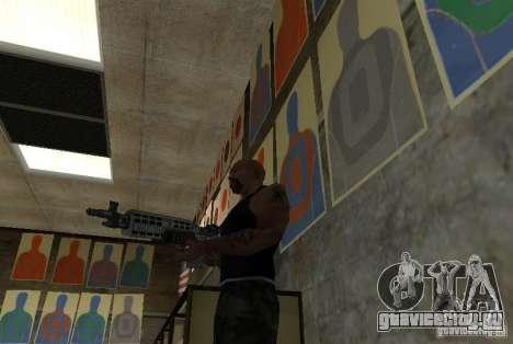 M14 EBR из Killing Floor для GTA San Andreas