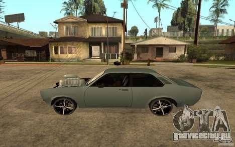 Chevrolet Cheville для GTA San Andreas вид слева