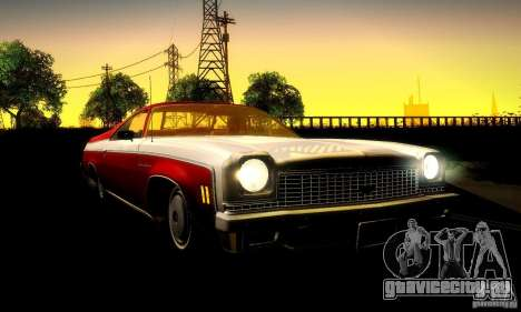 UltraThingRcm v 1.0 для GTA San Andreas шестой скриншот