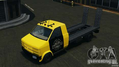 Chevrolet Yankee v1.0 [Beta] для GTA 4 вид сбоку