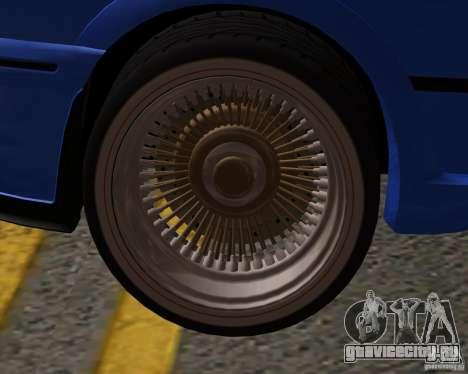 Z-s wheel pack для GTA San Andreas третий скриншот