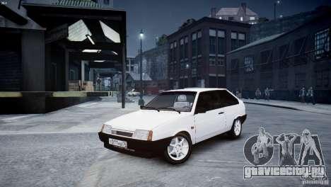 ВАЗ 21083i для GTA 4