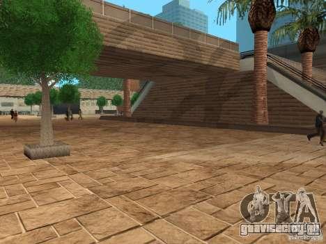 Новые текстуры торгового центра для GTA San Andreas третий скриншот