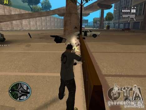 GTA IV  San andreas BETA для GTA San Andreas четвёртый скриншот