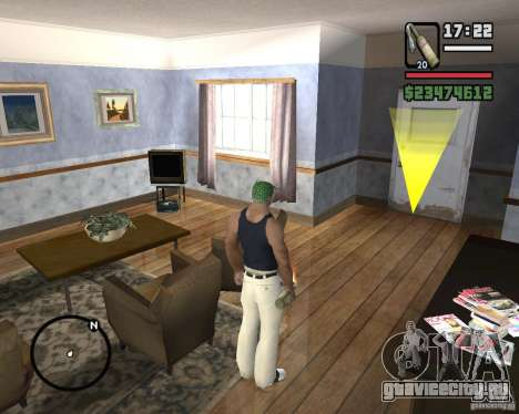 Коктейль Молотова из Mafia 2 для GTA San Andreas второй скриншот