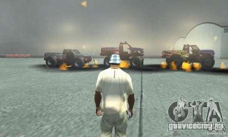 Атомная бомба для GTA San Andreas четвёртый скриншот